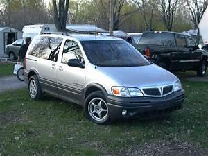 2002 Pontiac Montana - Overview