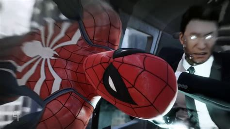 spider man ps chasing mrnegative gameplay youtube