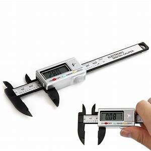 Precision 100mm Vernier Calipers Electronic Digital Lcd