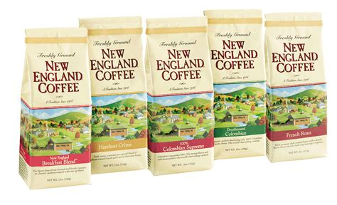 New England Coffee Acquired by New Orleans-Based Reily ...