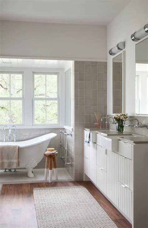 farm style bathroom farmhouse sinks in the bathroom abode
