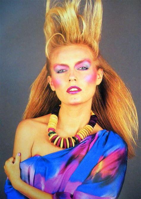 foto de 50 best images about 1980s Faces on Pinterest Models