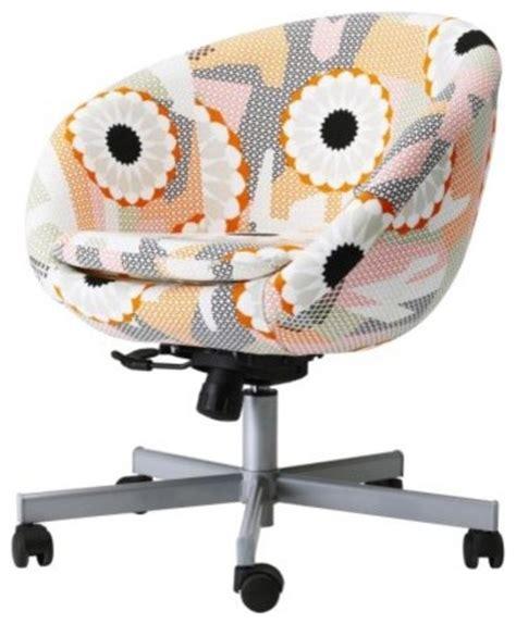skruvsta swivel chair black skruvsta swivel chair by ikea scandinavian office