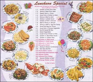 Chinese food menu in chinese Our best cooking