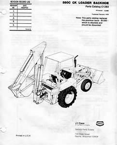 Case 580c Backhoe Manual Pdf Casaruraldavina Com