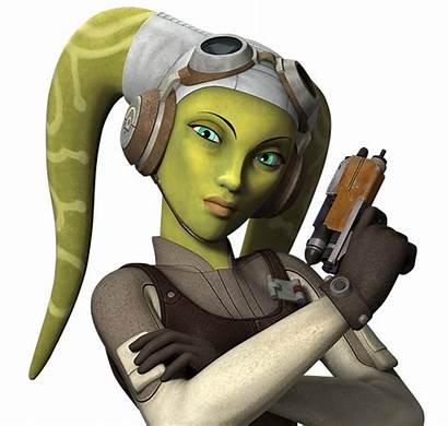 Hera Syndulla Wars Star Twi Lek Rebel