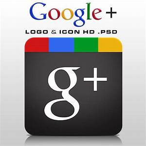 Google+ Logo and Icon HD PSD by zandog on DeviantArt
