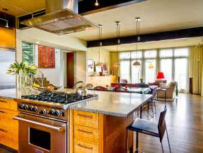interior design kitchen room contemporary interior designs for kitchen and living room this for all