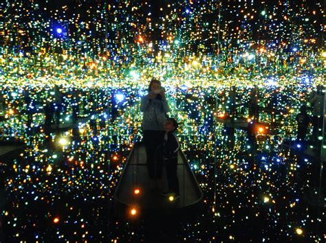 expect   yayoi kusama exhibit  washington