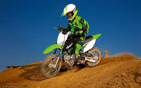 Motor Cross Klx by Wallpaper Kawasaki Motocross Klx110 Klx110