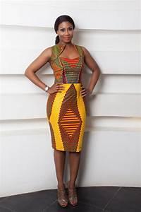 Best African Print Dress Designs 2018