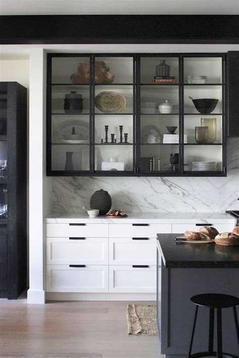 black kitchen cabinet ideas black cabinetry  cupboards