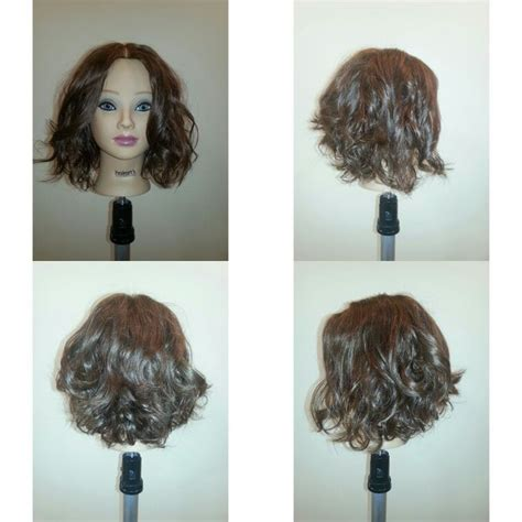 Pin Curls: After Pin curls Hair styles Curls