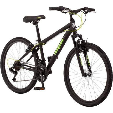 Bike At Walmart 24 Quot Mongoose Ledge 2 1 Girls Mountain Bike Pink