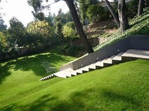 Jardin En Pente Raide : les jardins pentus chaletdejardin ~ Melissatoandfro.com Idées de Décoration