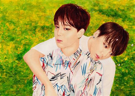 Jimin And Jungkook By Sasha-pak On Deviantart