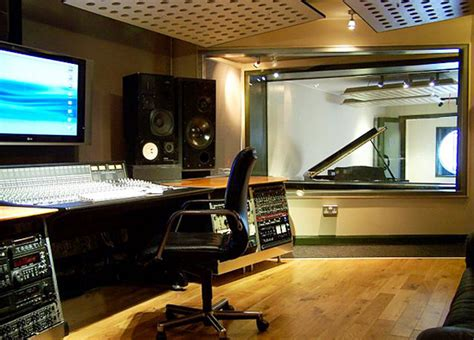 Premises Recording Studio   Centre for Sustainable Energy