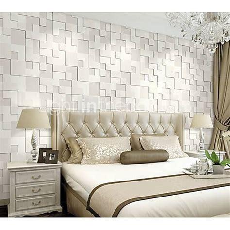white vinyl bedroom  wallpaper rs  square feet ms