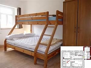 Dreier Im Bett : ferienhaus eifel landhaus enztal schlafzimmer ~ Frokenaadalensverden.com Haus und Dekorationen