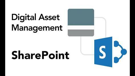 sharepoint digital asset management dam connector youtube