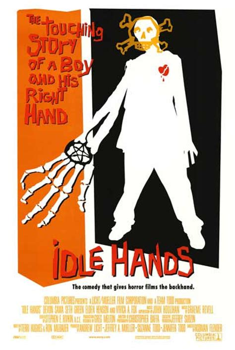 idle hands  posters   poster warehouse