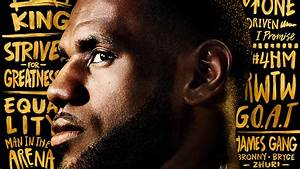LeBron James Is The NBA 2K19 20th Anniversary Edition