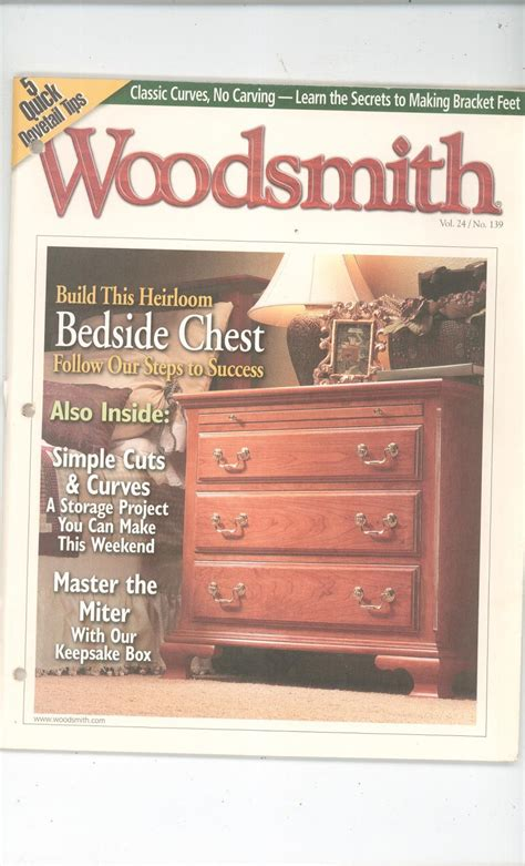 plans  build woodsmith magazine index  plans