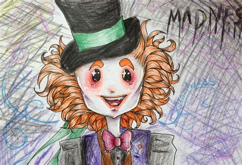 draw  mad hatter youtube