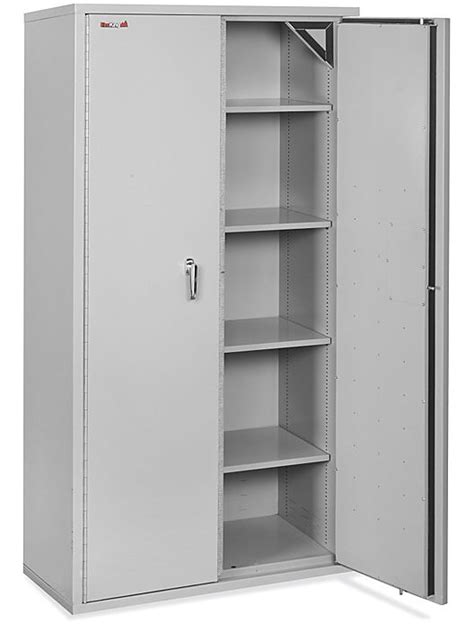 resistant cabinets resistant storage cabinet 36 x 20 x 72 quot h 7583 uline
