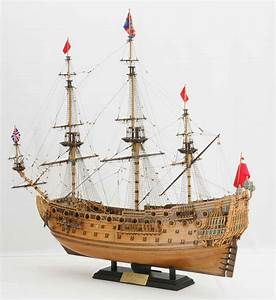 Photos Of Ship Model H M S  Prince Of 1670