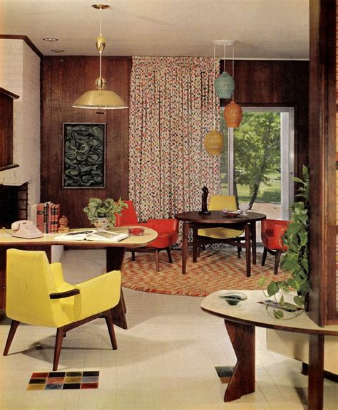 b home interiors groovy interiors 1965 and 1974 home décor