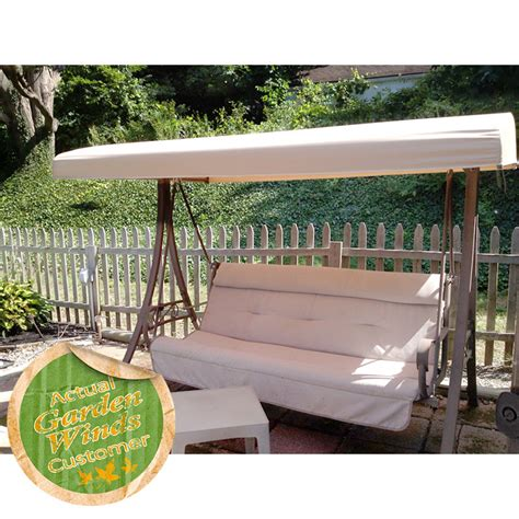 patio furniture swing cover at menards free home design