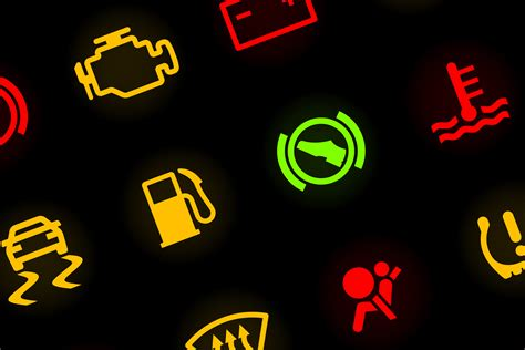Car dashboard warning lights: do you know what they mean