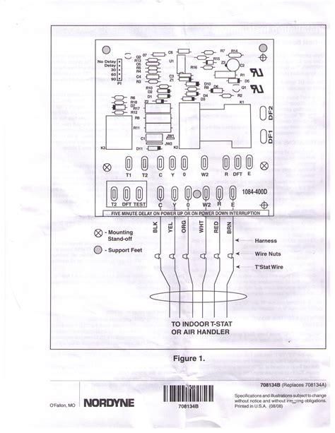 Wiring Diagrams Nordyne Package Heat Pump Get