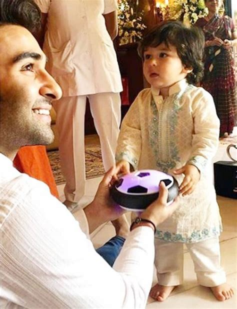 Kareena kapoor added the surname 'khan' to her name by tying the knot with saif ali khan in the year 2012. Kareena Kapoor and Taimur Ali Khan celebrate Ganesh ...