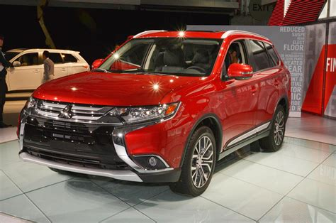 It was originally known as the mitsubishi airtrek when it was introduced in japan in 2001. Mitsubishi Outlander 2016: Primer Vistazo