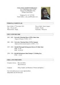 resume for interviews the most stylish sle resume for resume format web