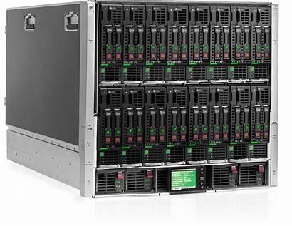 Enclosure Hpe C7000 Hp Bladesystem Power Server