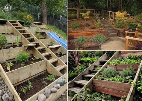Gartentreppe Selber Bauen  35 Inspirationen Garten