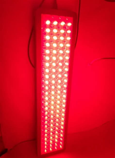 Skin Care Red Light Panel Aluminum Alloy Body With Good