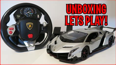 1/14 Scale Lamborghini Veneno Rc
