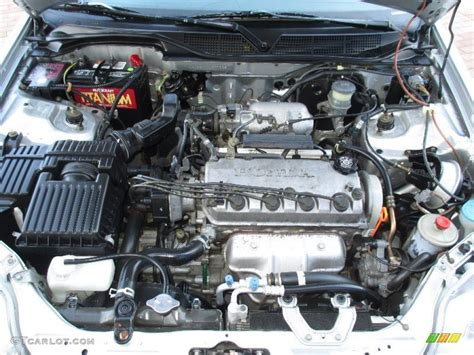 how do cars engines work 1999 honda civic electronic throttle control 1999 honda civic ex coupe 1 6 liter sohc 16v vtec 4 cylinder engine photo 76782733 gtcarlot com