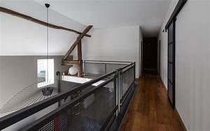 Renovation Hangar En Habitation : r novation d 39 une grange en habitation ~ Nature-et-papiers.com Idées de Décoration