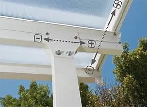 überdachung Selber Bauen Metall : perfekte terrassen berdachung terrassendach im garten ~ Sanjose-hotels-ca.com Haus und Dekorationen