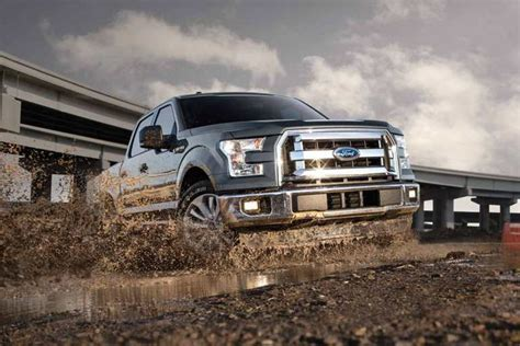2017 Ford® F-150 Commercial Full-size Pickup Truck