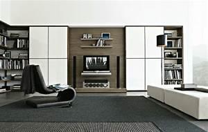Elegante Wohnwand Ideen Gestalten Sie Ihre Wohnzimmer