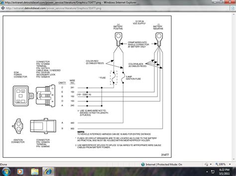 Freightliner Classic Ignition Switch Wiring Schematic by Detroit Series 60 Ecm Wiring Diagram Diagram