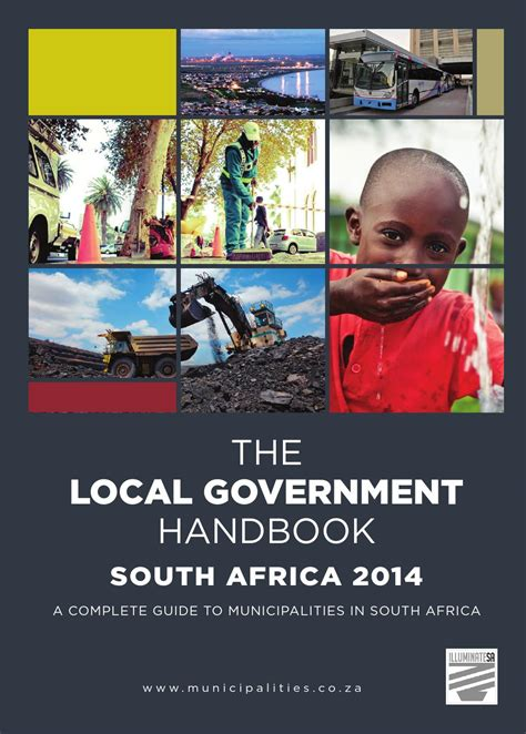 Local Government Handbook - South Africa 2014 by Yes Media ...