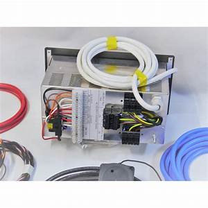 Pms3 Campervan  Motorhome Wiring Kit With Voltage Sensing
