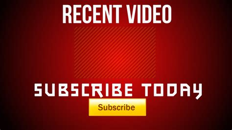 outro template free outro template png by mikeskybrick on deviantart
